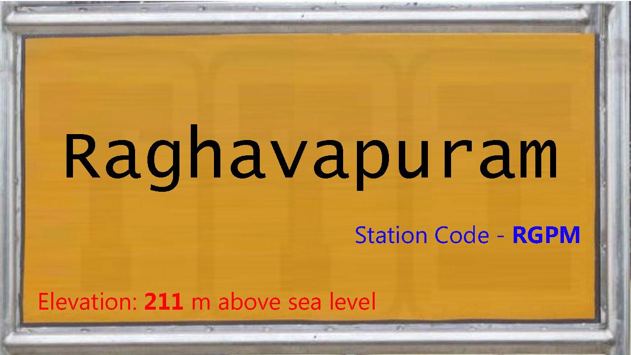 Raghavapuram