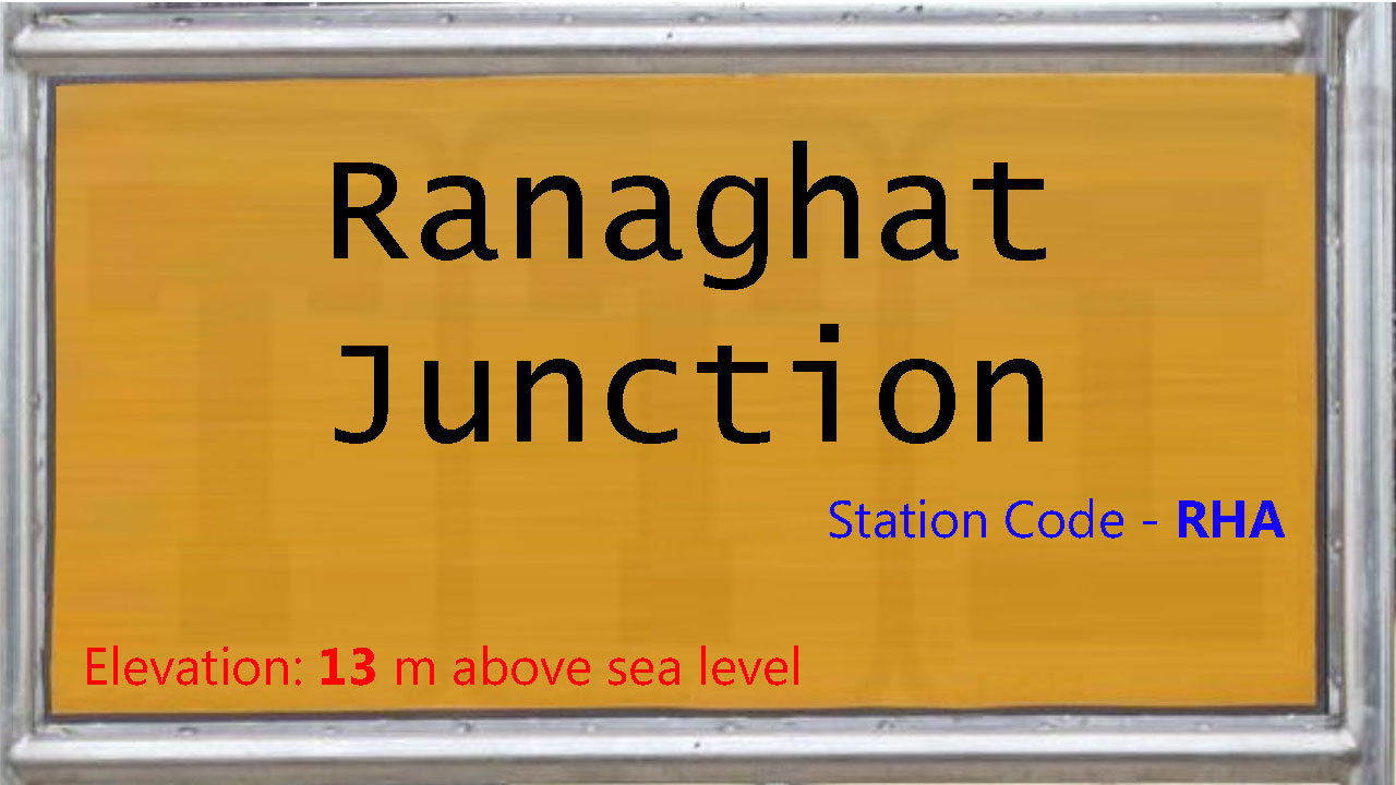 Ranaghat Junction