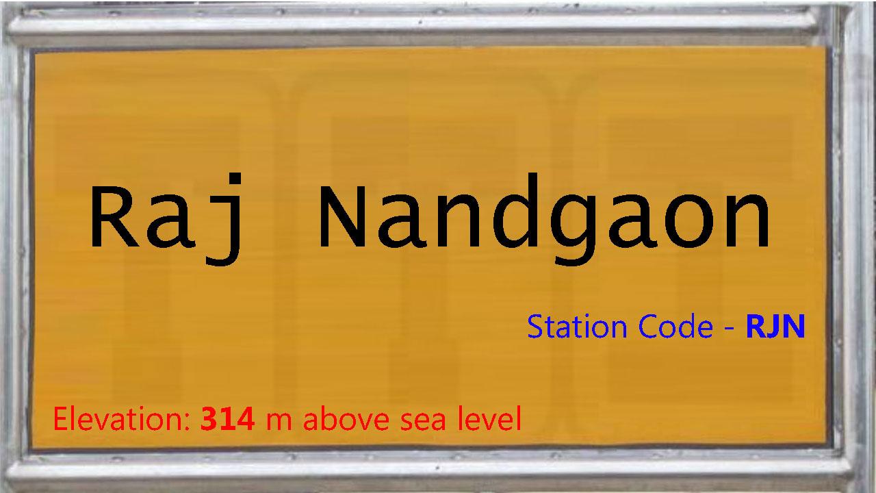 Raj Nandgaon