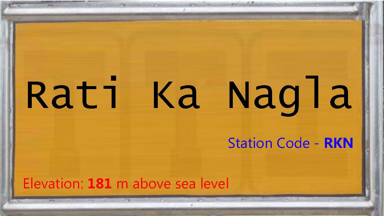 Rati Ka Nagla