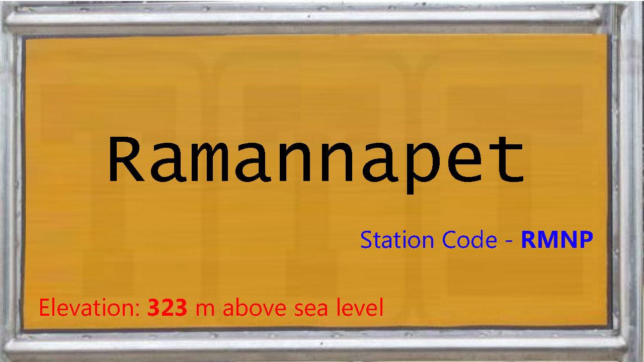 Ramannapet