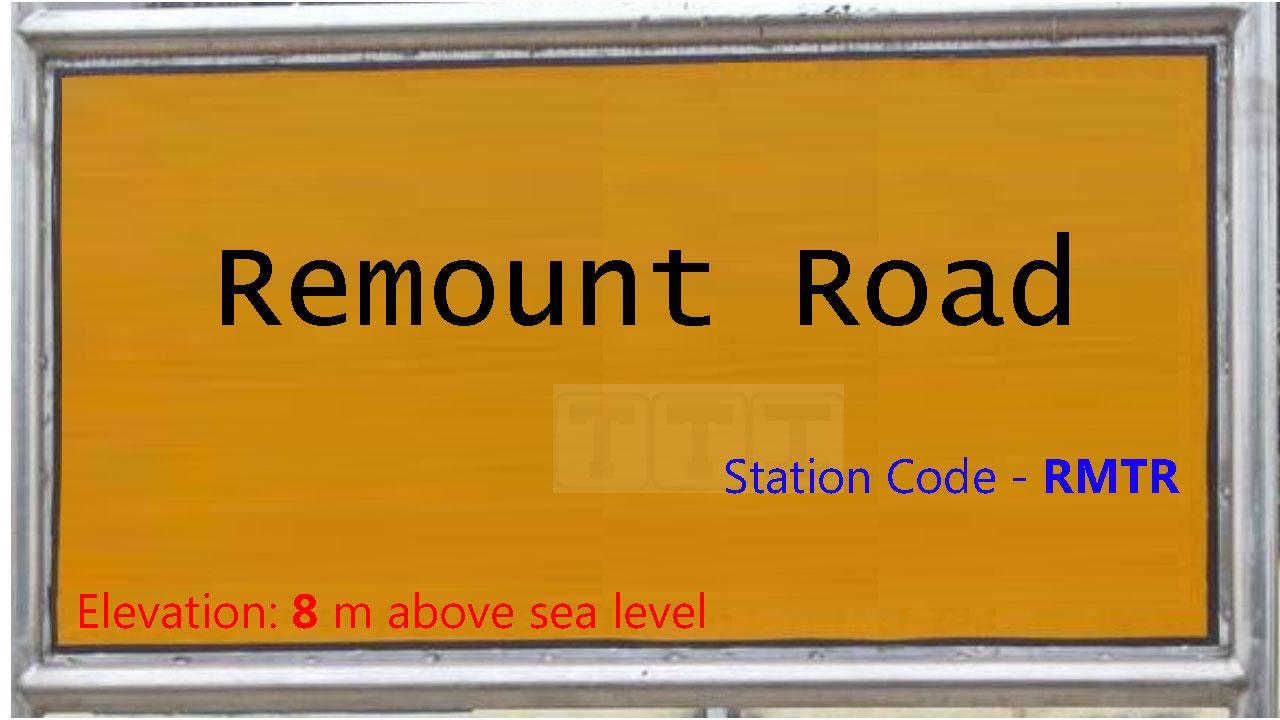 Remount Road