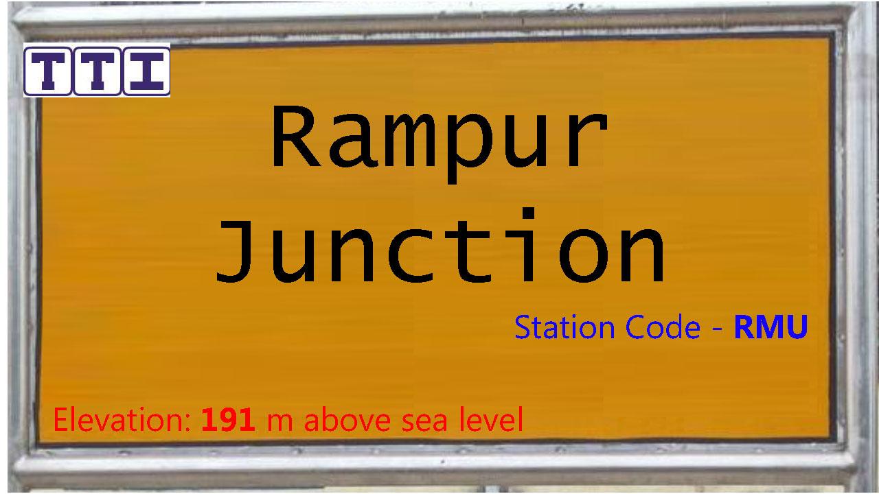 Rampur Junction