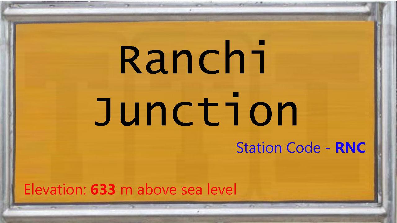 Ranchi Junction