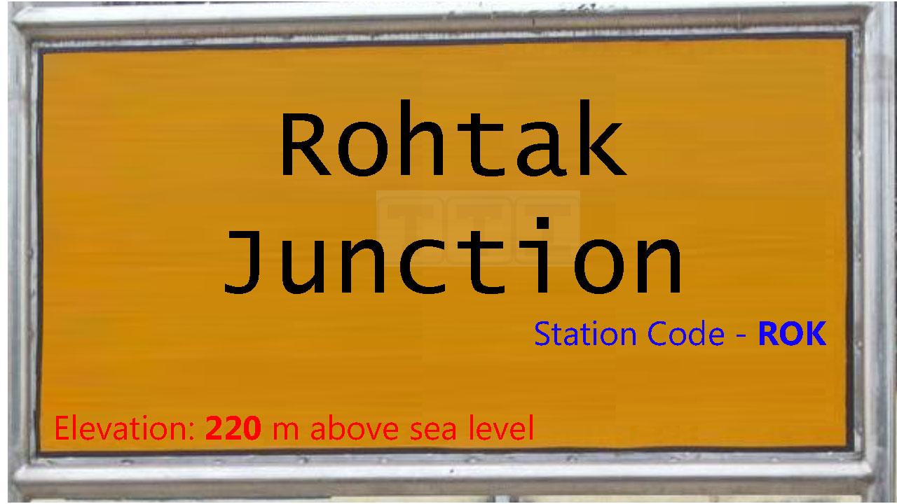 Rohtak Junction
