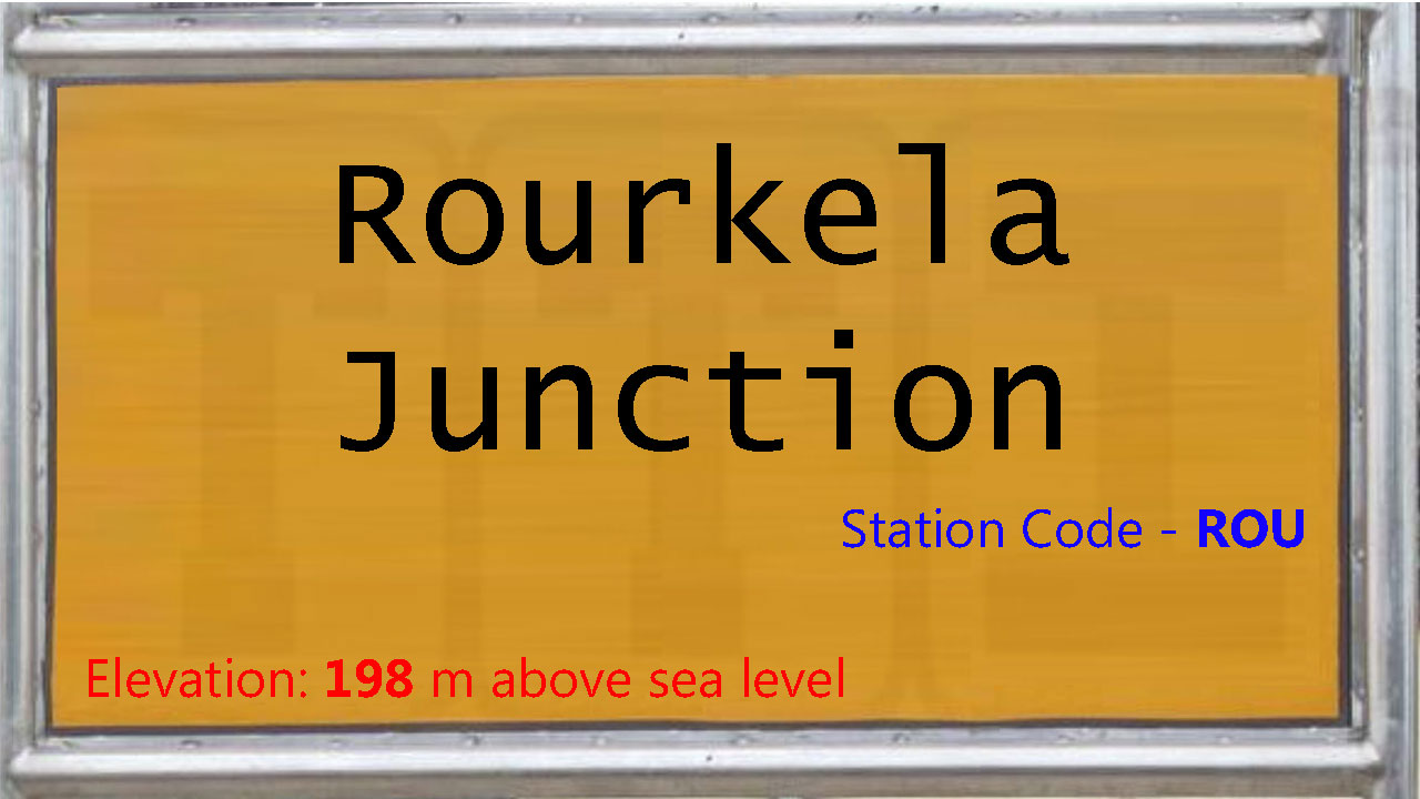 Rourkela Junction