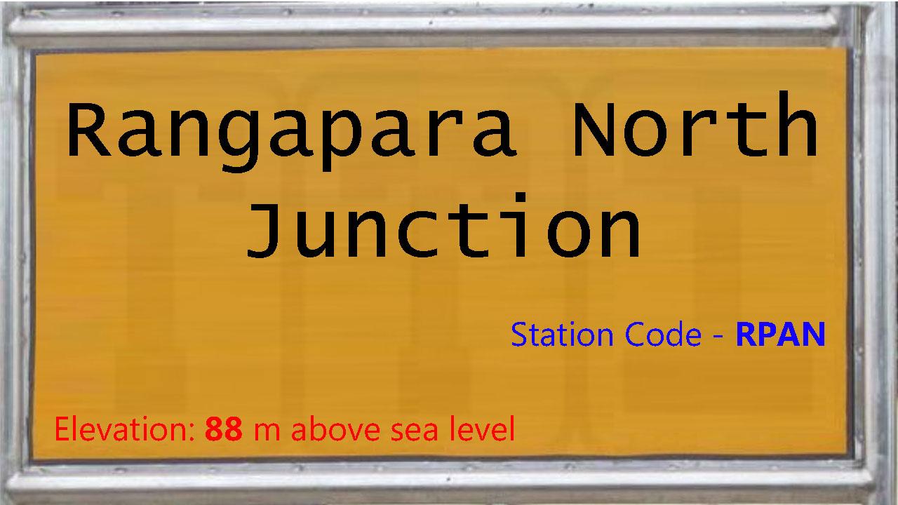 Rangapara North Junction