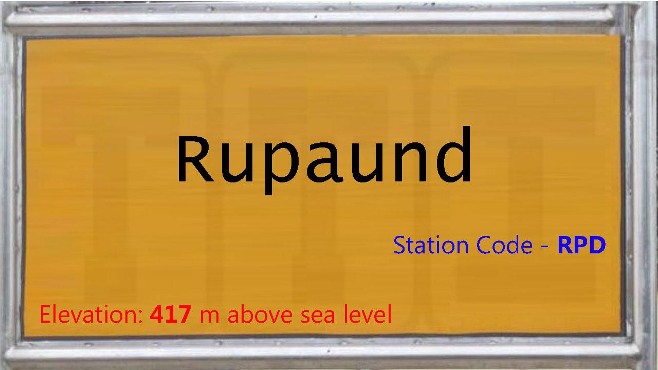 Rupaund