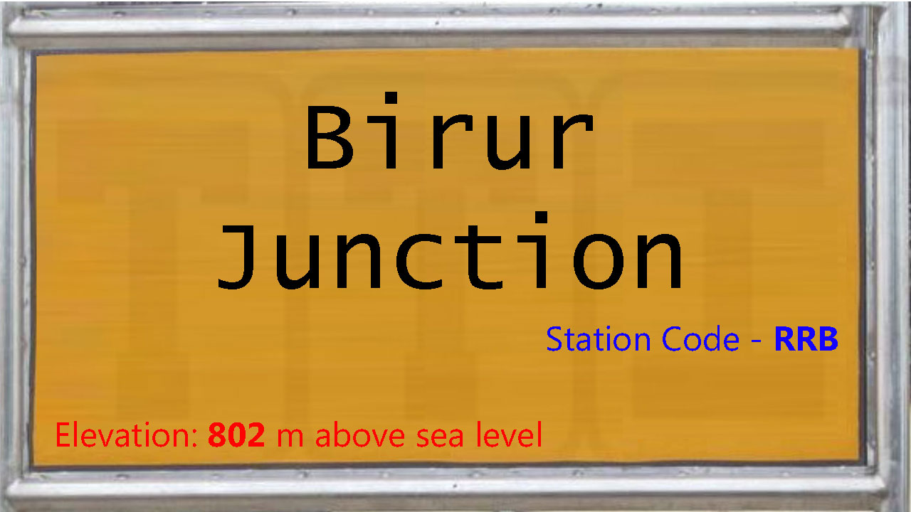 Birur Junction