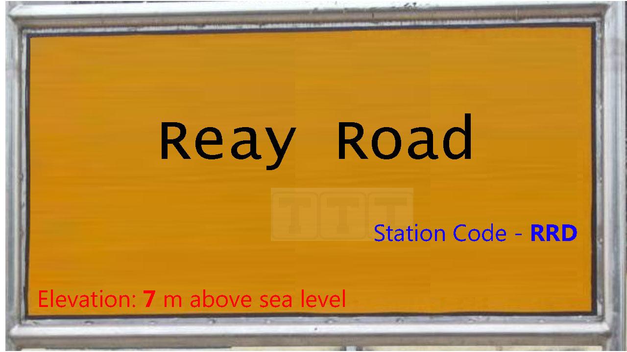 Reay Road