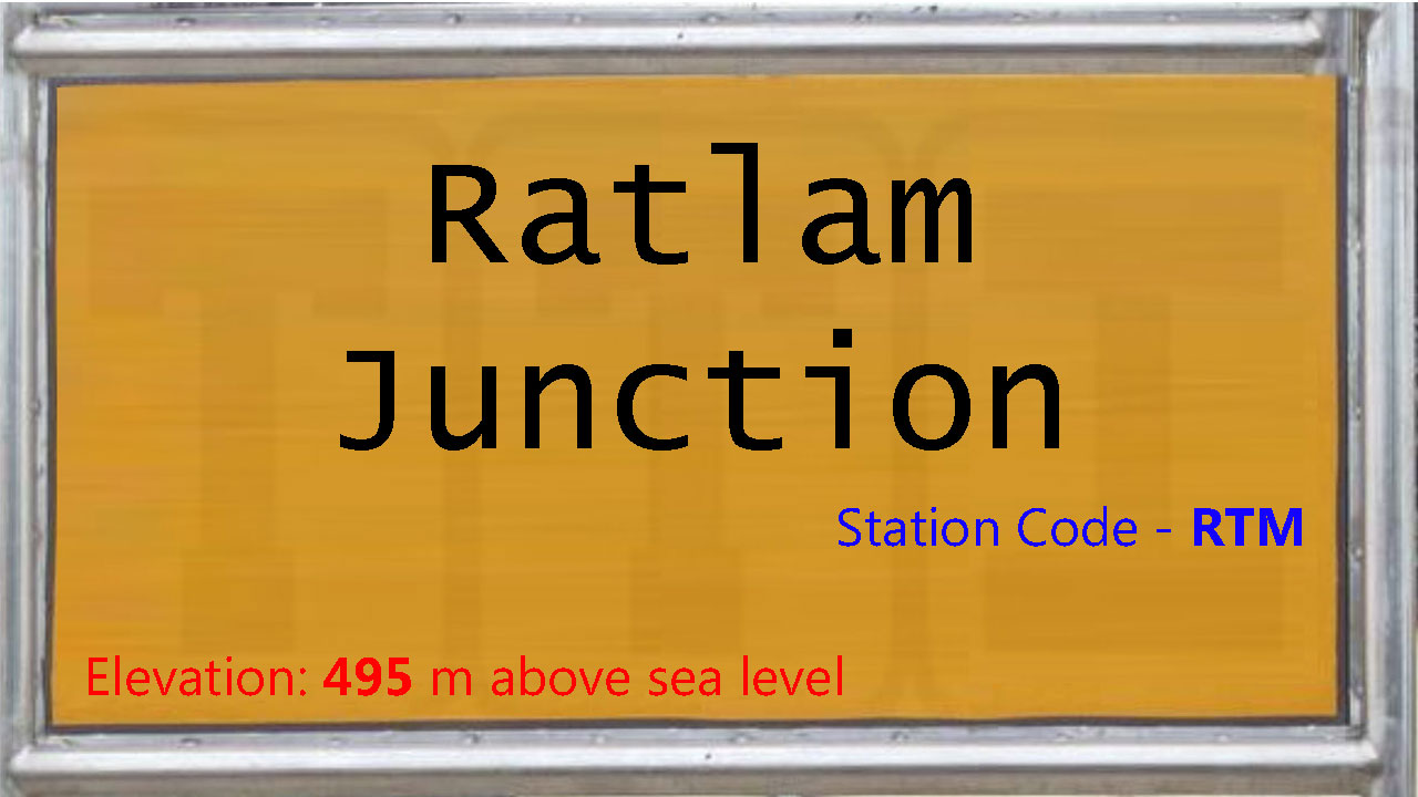 Ratlam Junction
