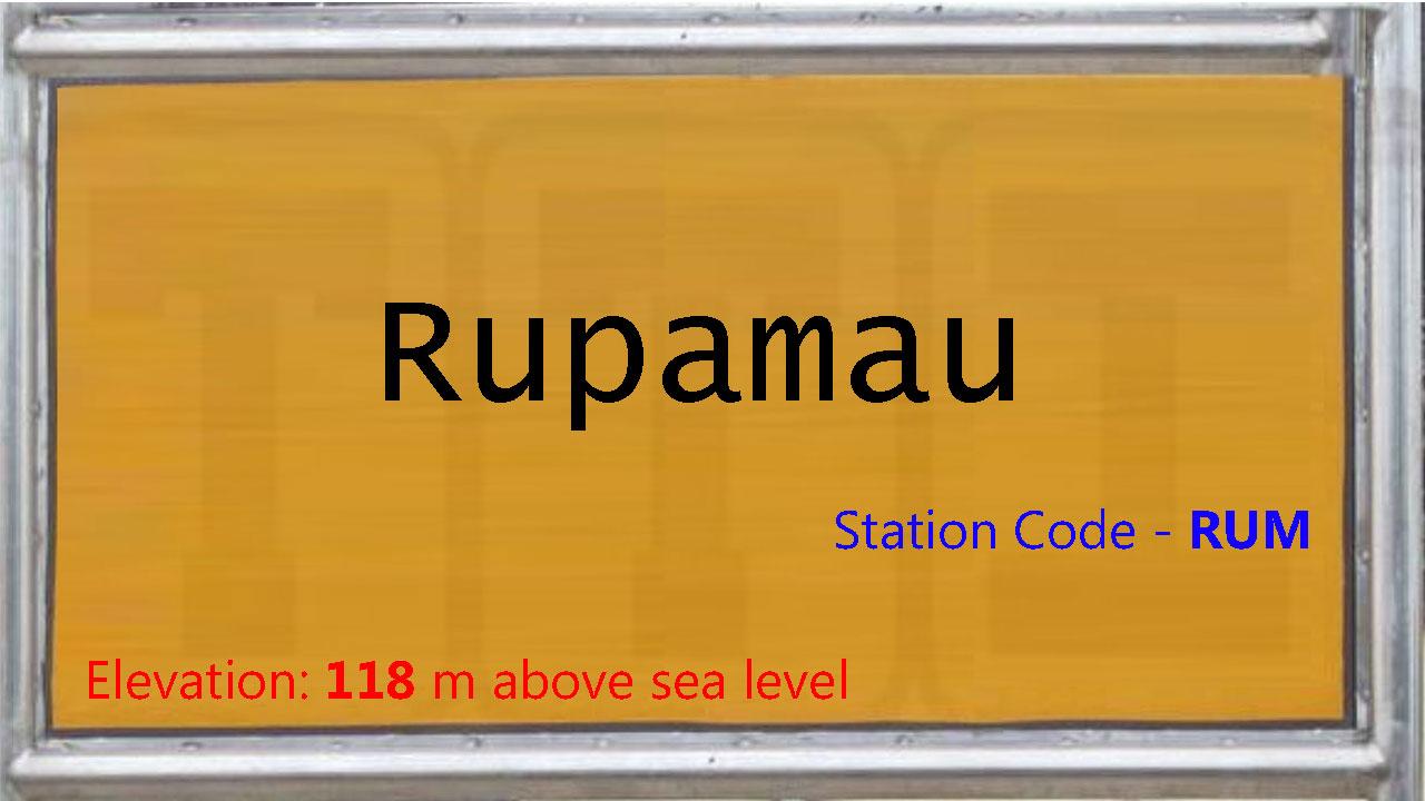 Rupamau