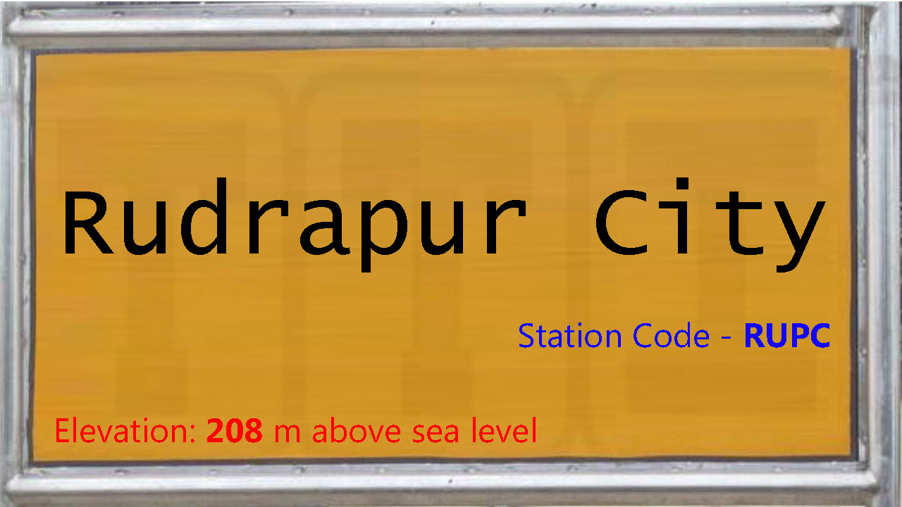 Rudrapur City