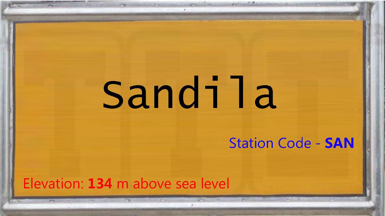 Sandila