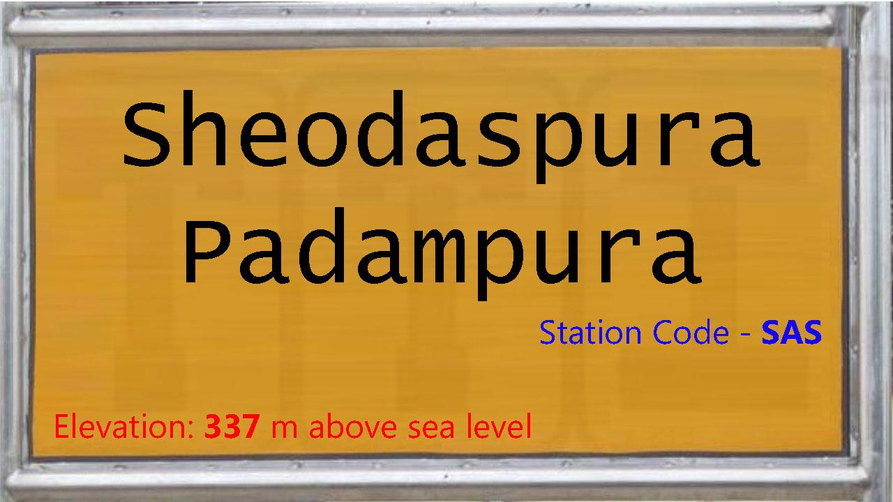 Sheodaspura Padampura