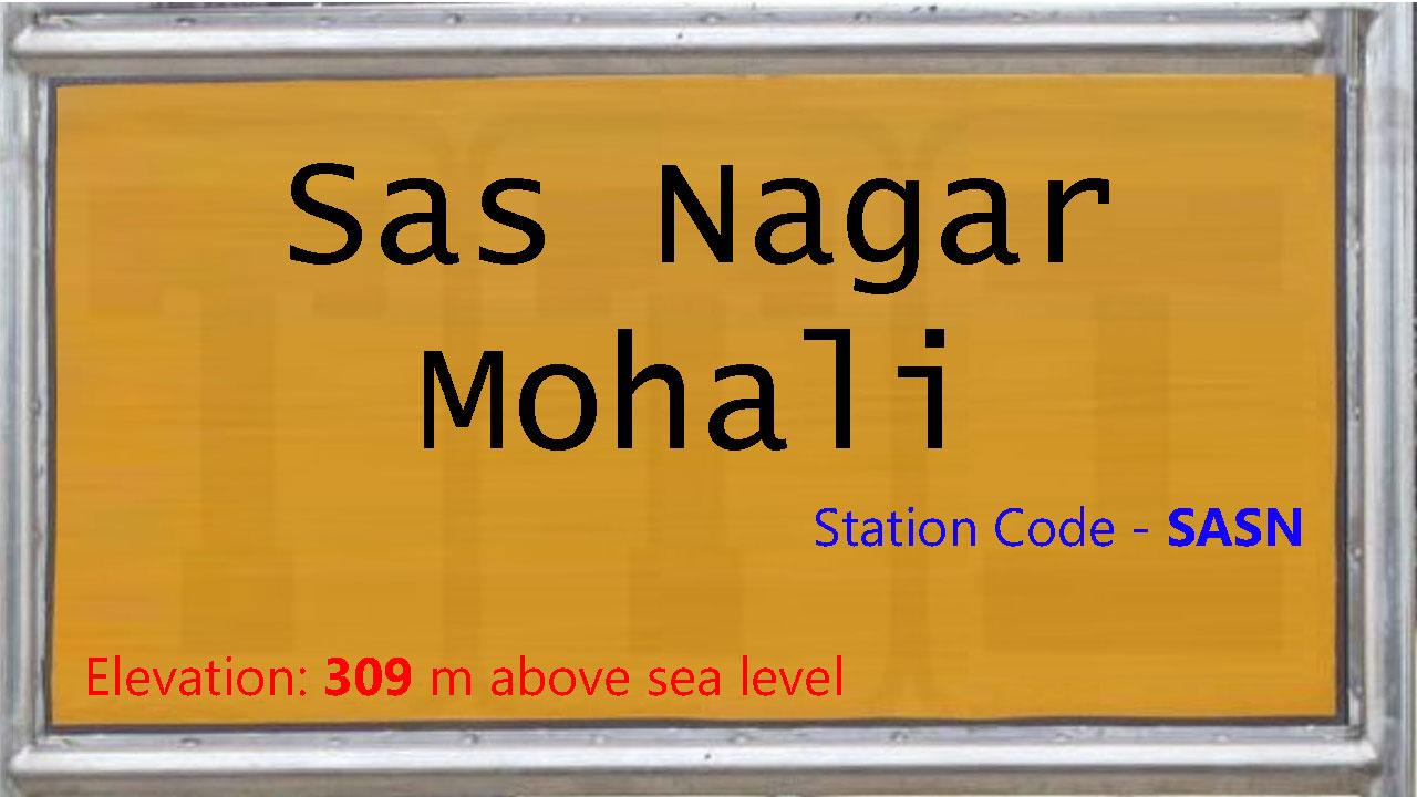 Sas Nagar Mohali