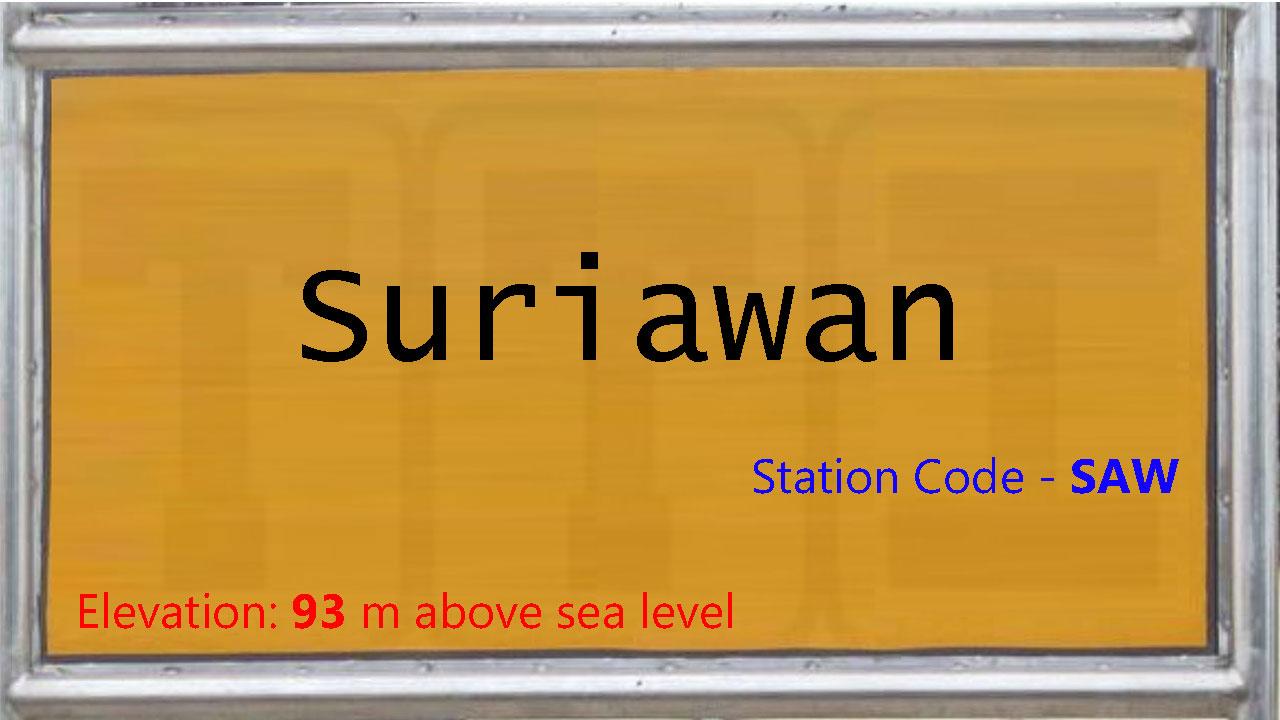 Suriawan
