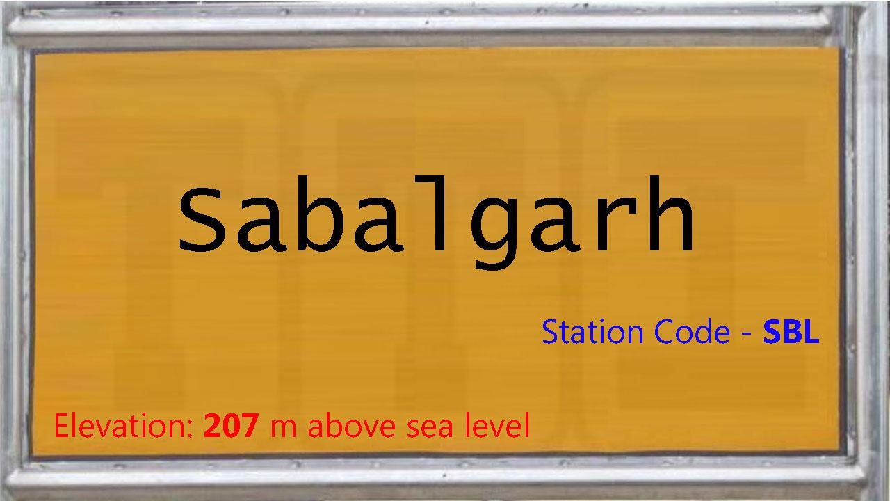 Sabalgarh