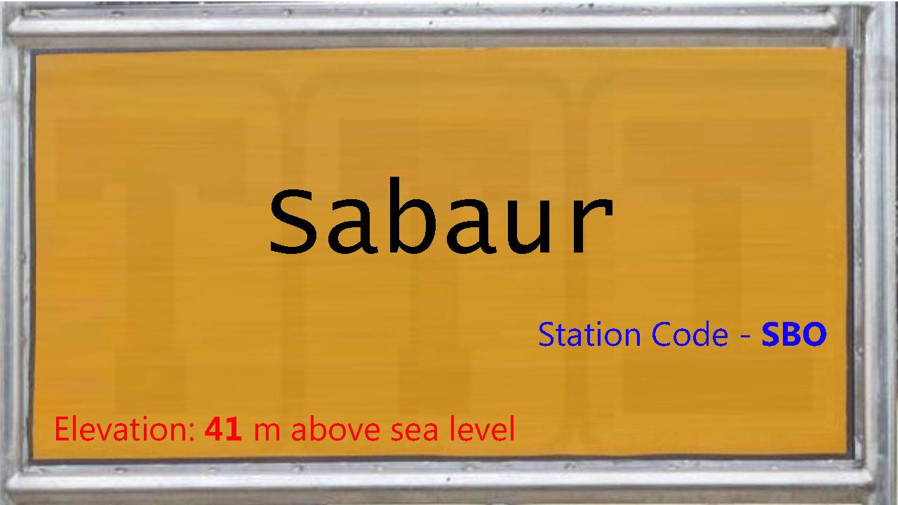 Sabaur