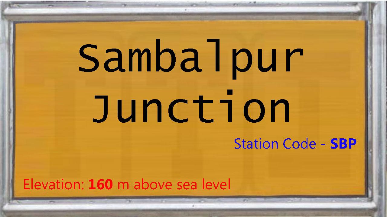 Sambalpur Junction