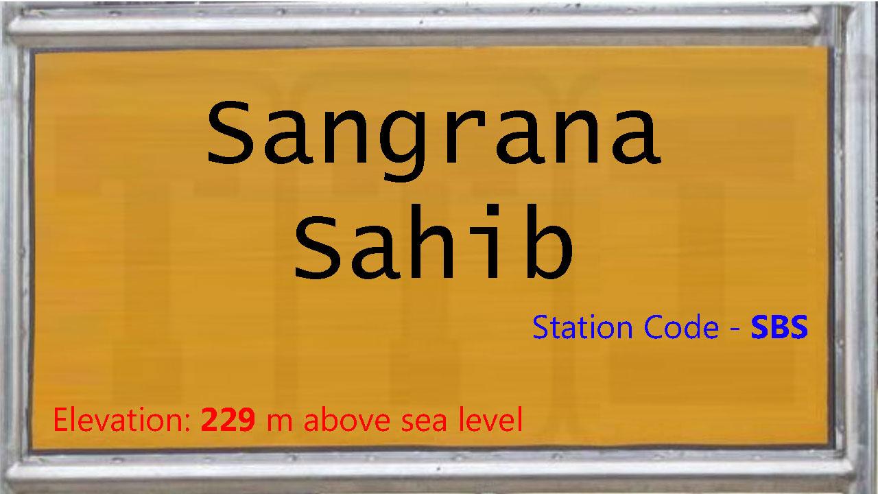Sangrana Sahib