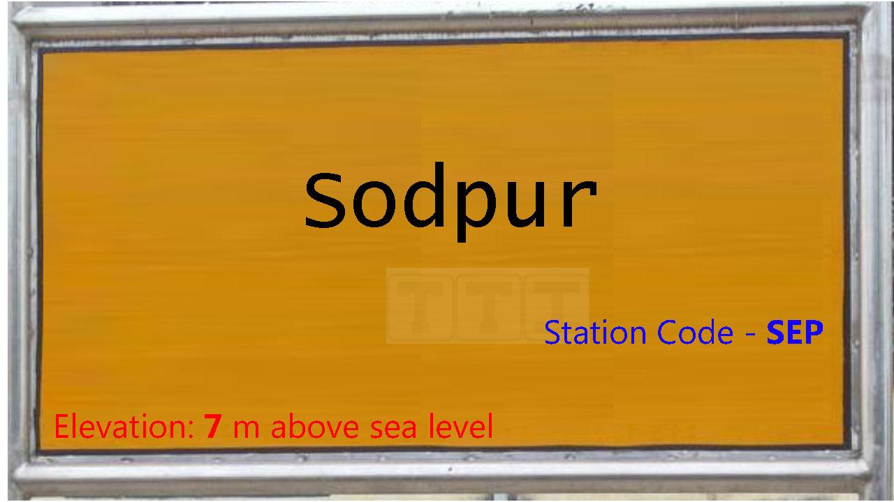 Sodpur