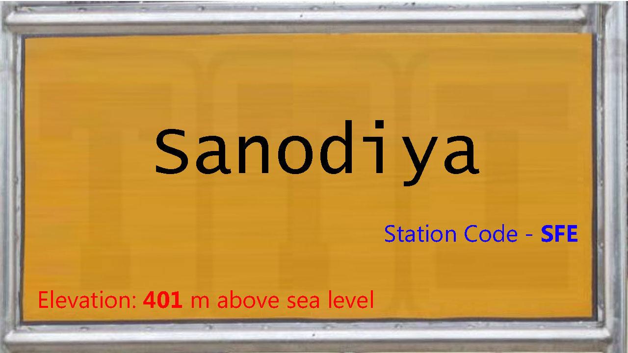 Sanodiya