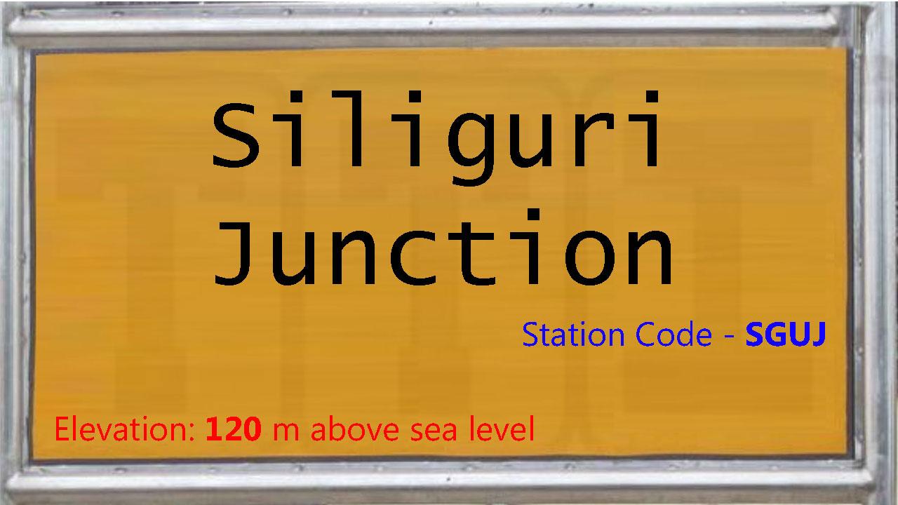 Siliguri Junction