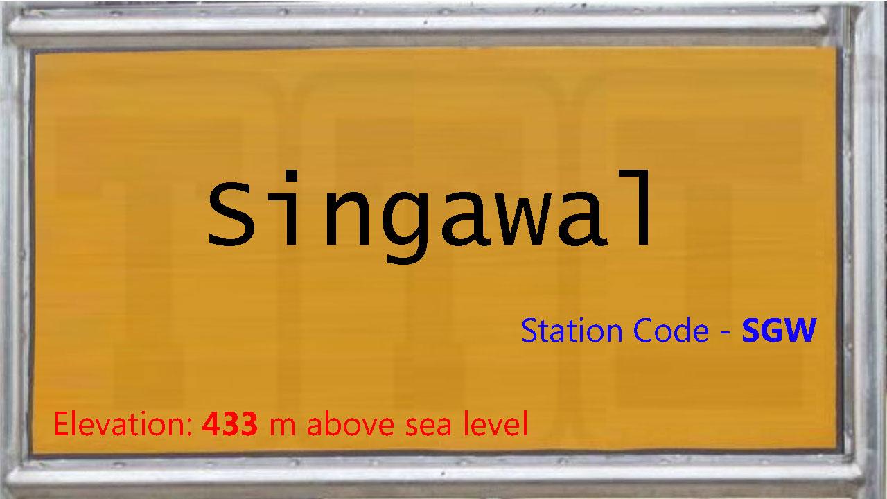 Singwal