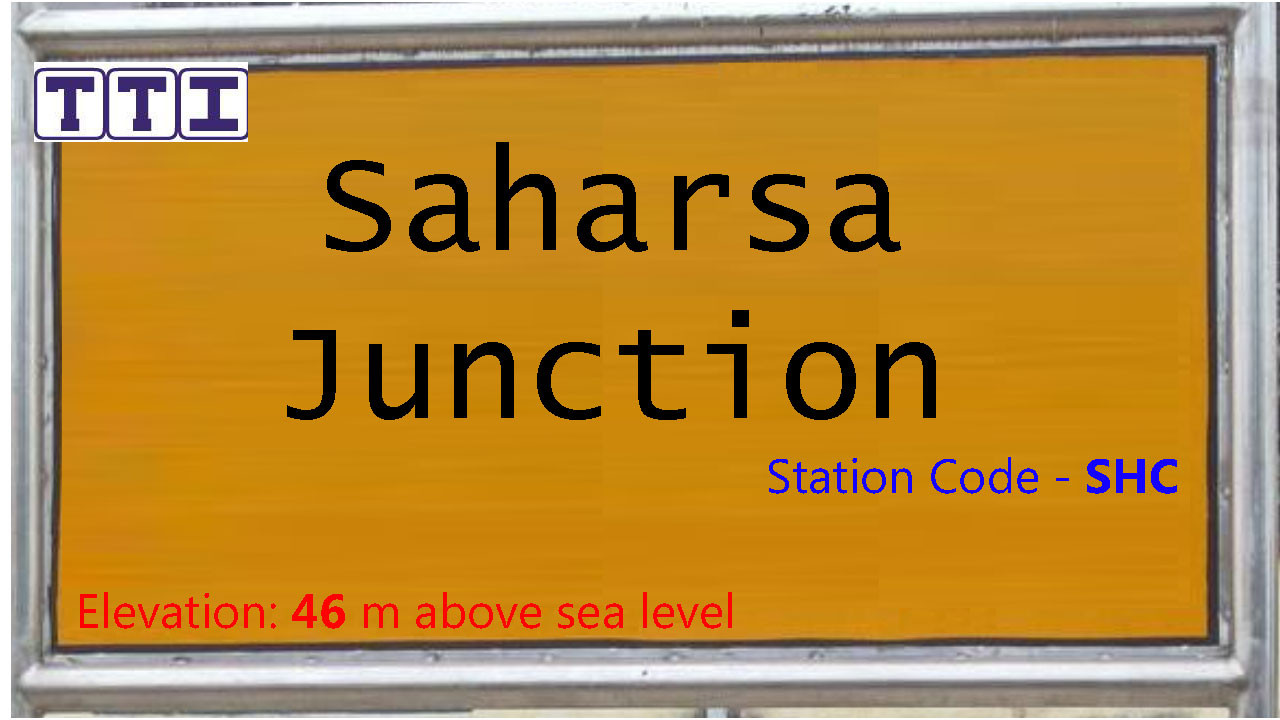 Saharsa Junction