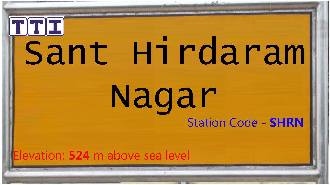 Sant Hirdaram Nagar
