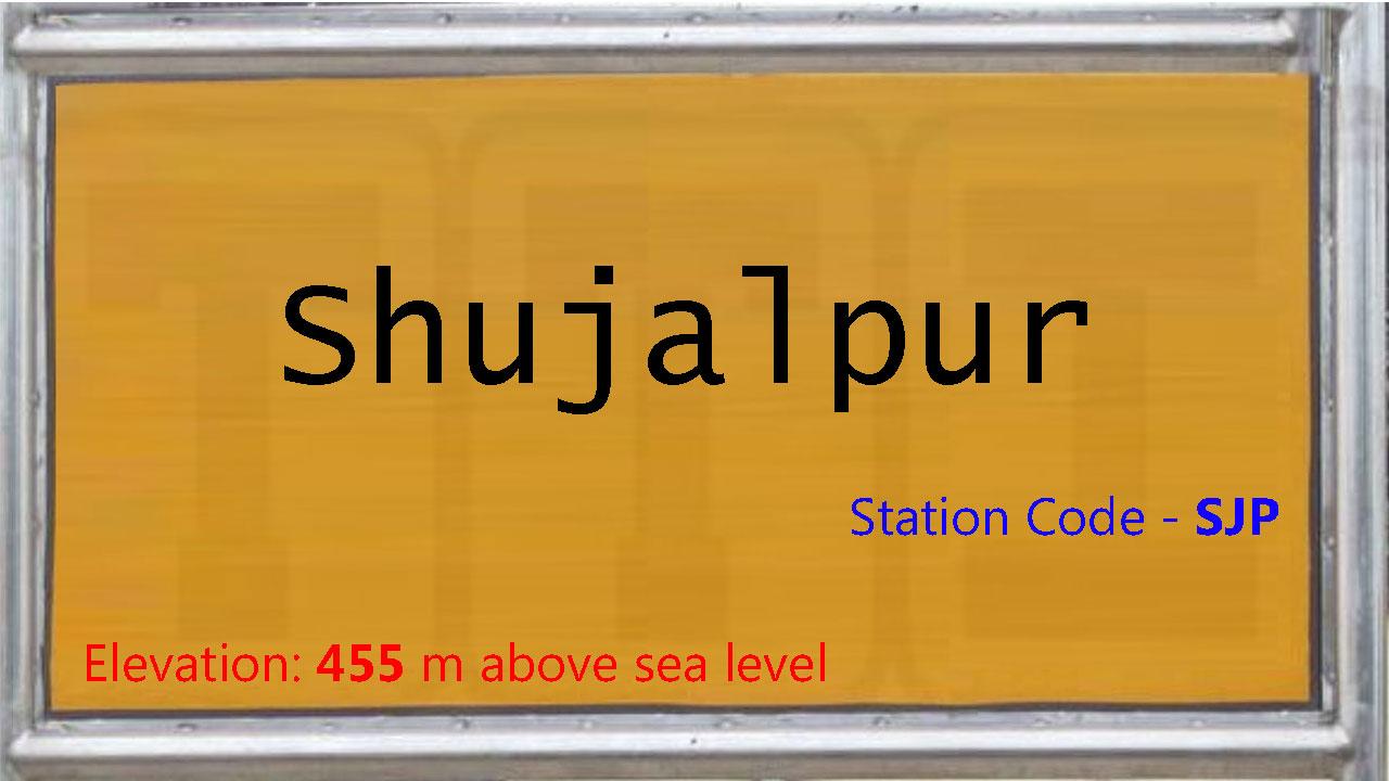 Shujalpur
