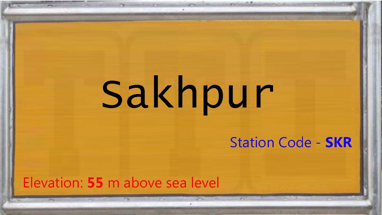 Sakhpur
