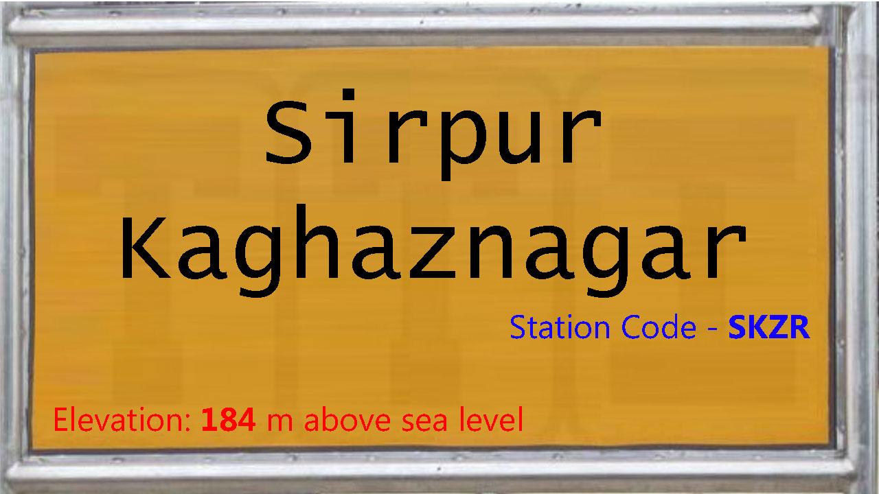 Sirpur Kaghaznagar