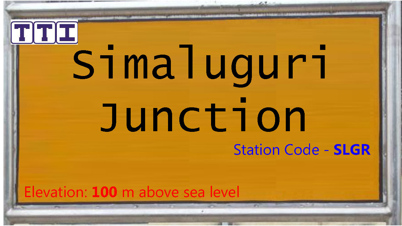 Simaluguri Junction