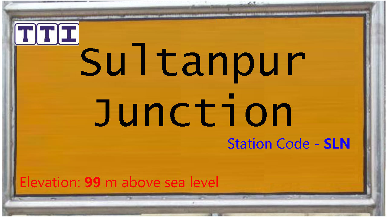 Sultanpur Junction