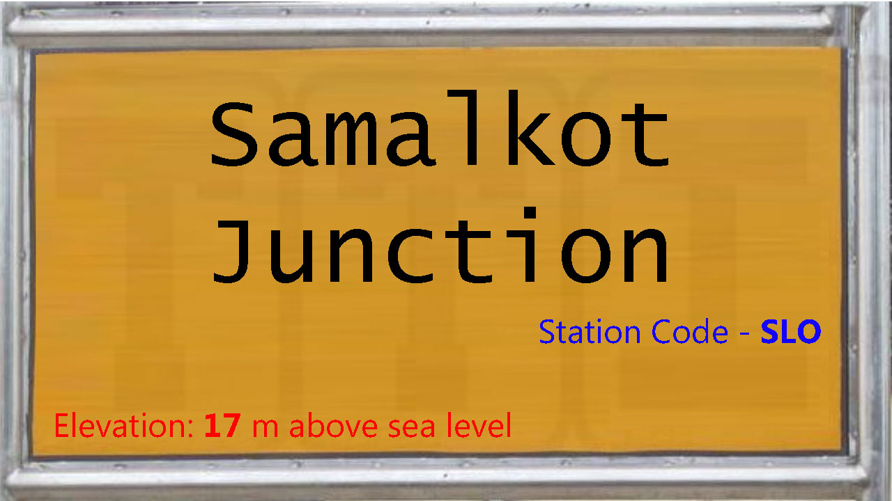 Samalkot Junction