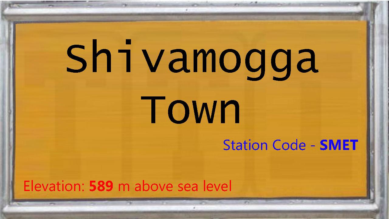 Shivamogga Town