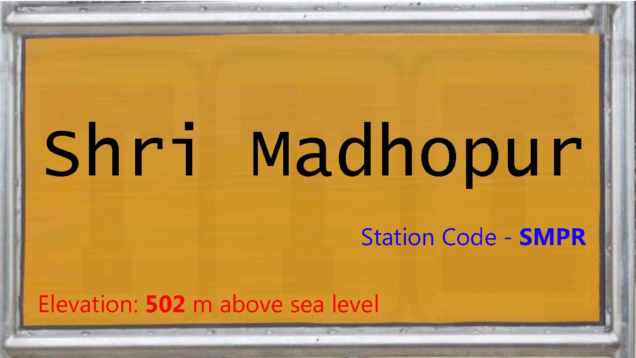 Shri Madhopur