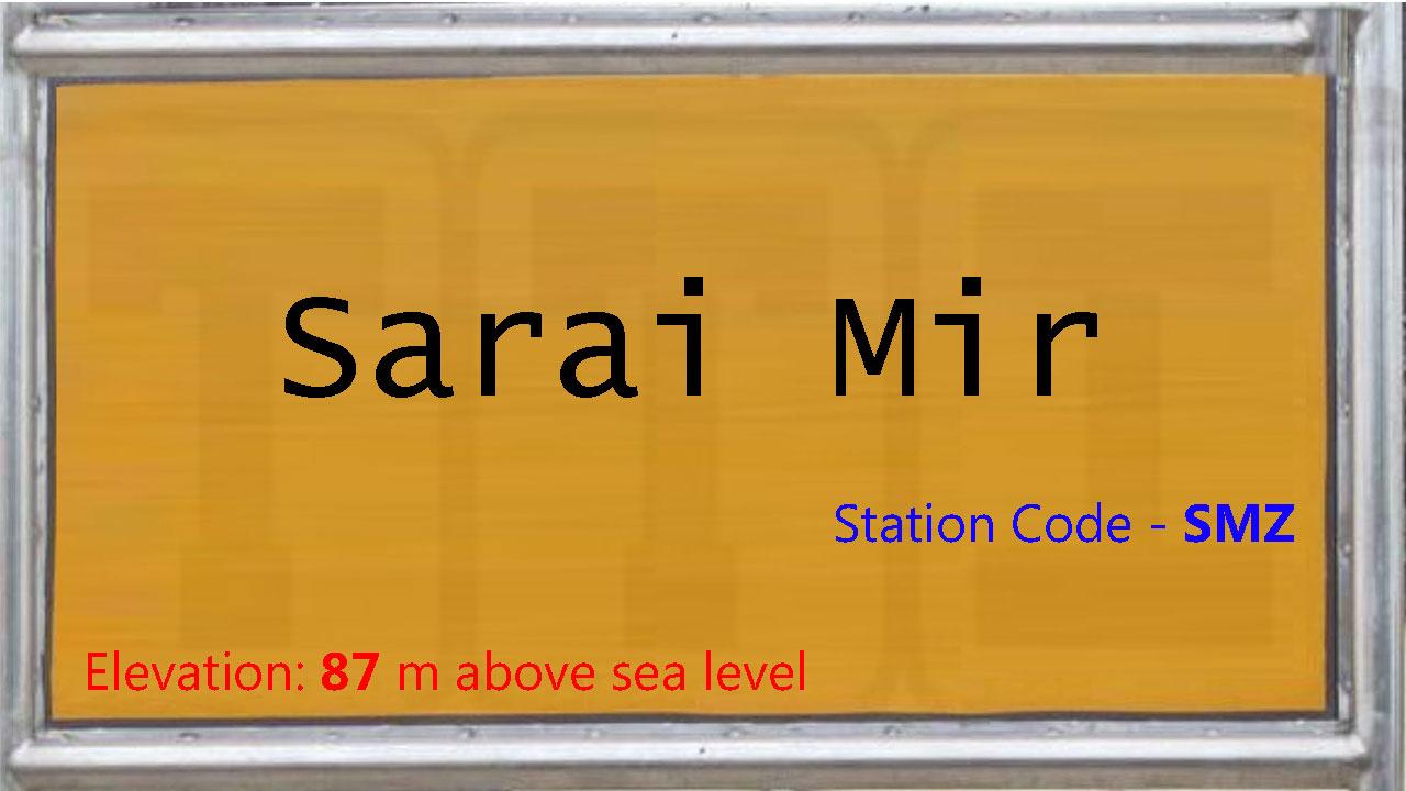 Sarai Mir