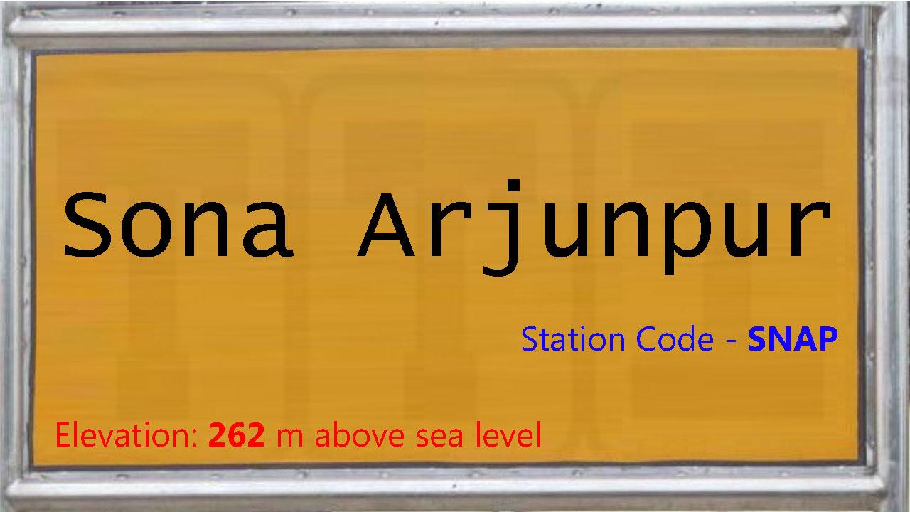 Sona Arjunpur