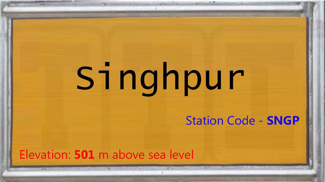 Singhpur
