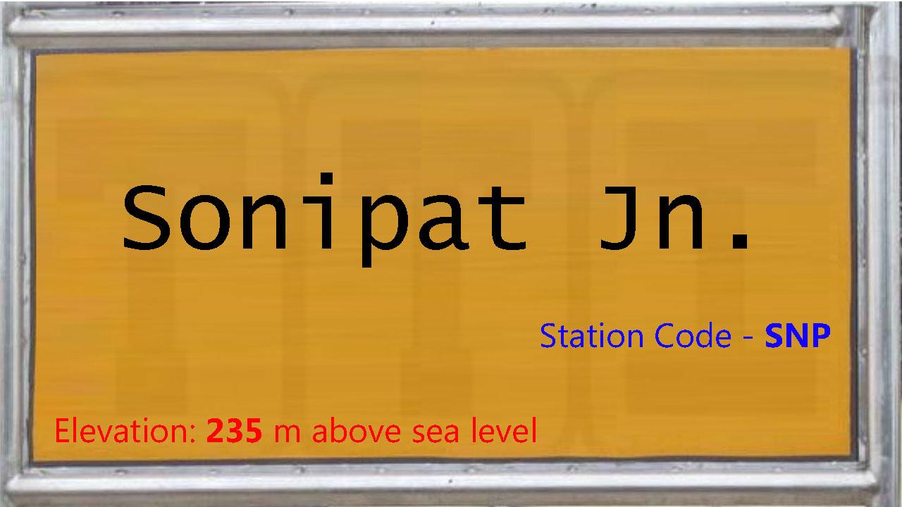 Sonipat Junction