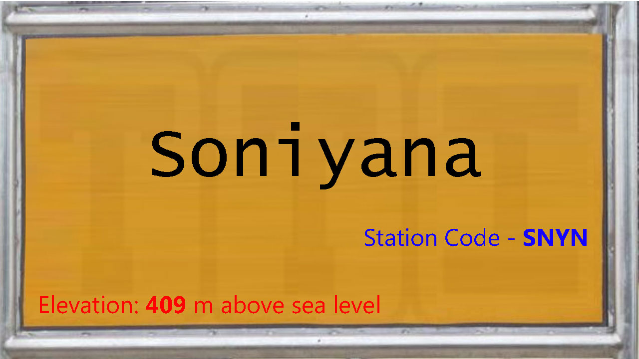 Soniyana