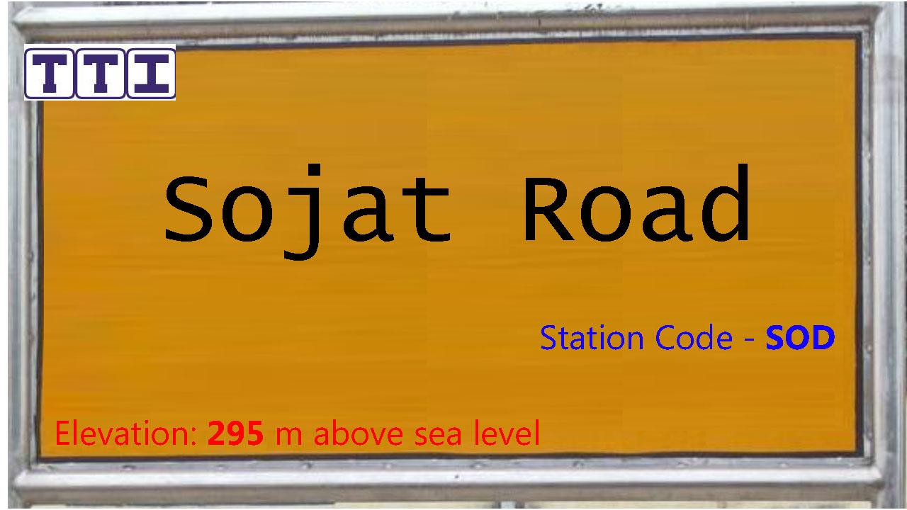 Sojat Road