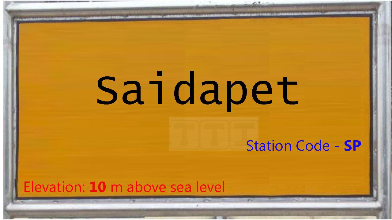 Saidapet