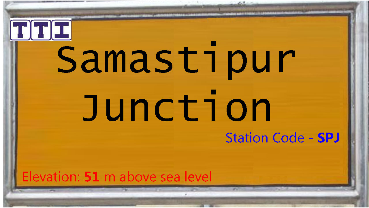 Samastipur Junction