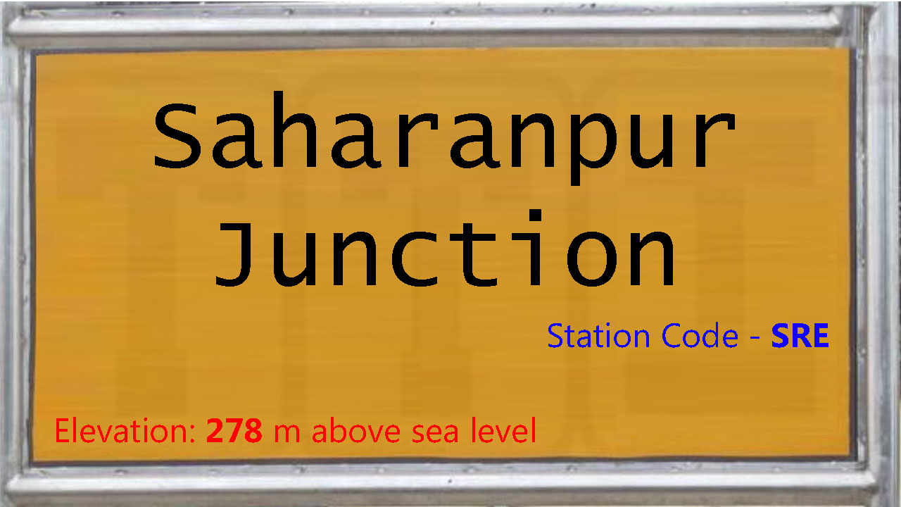 Saharanpur Junction