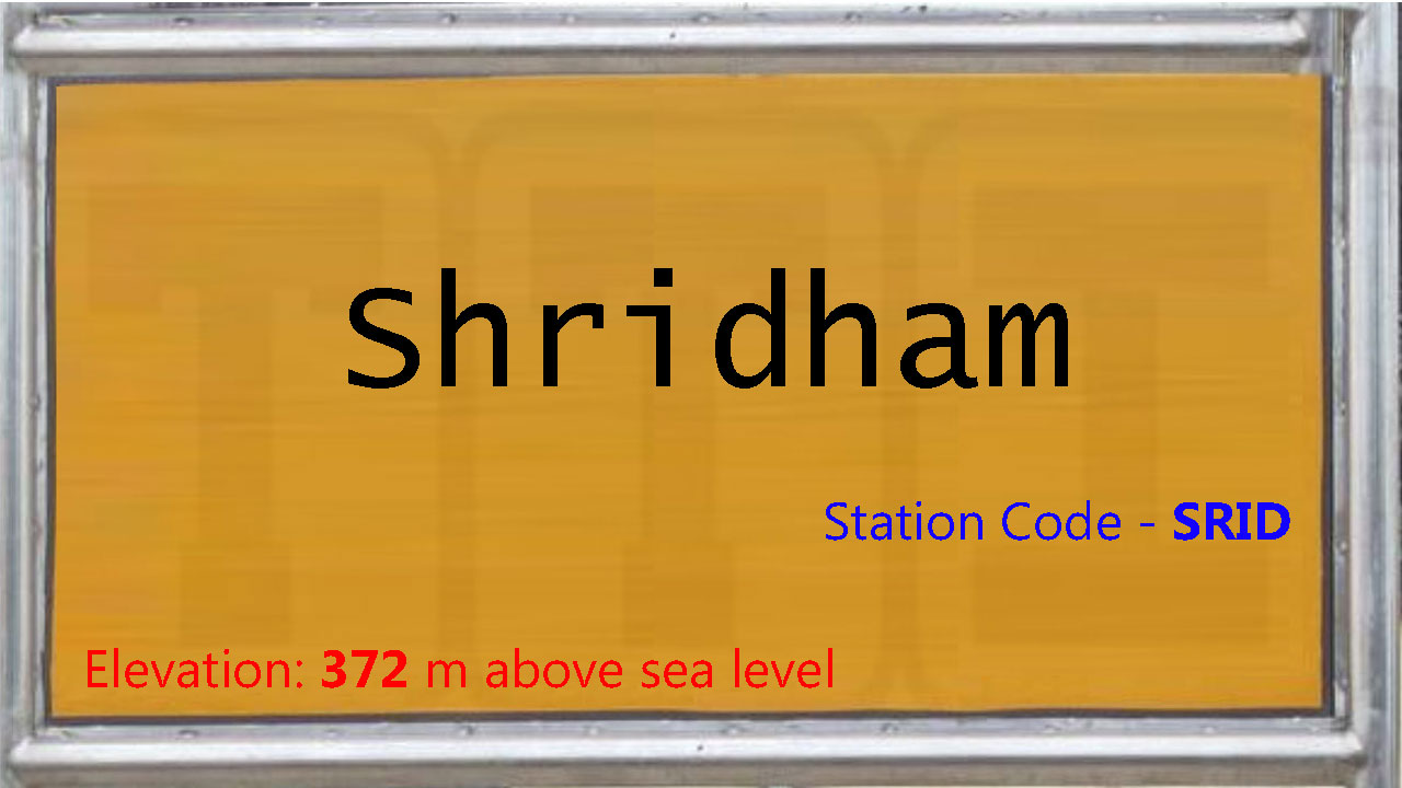 Shridham
