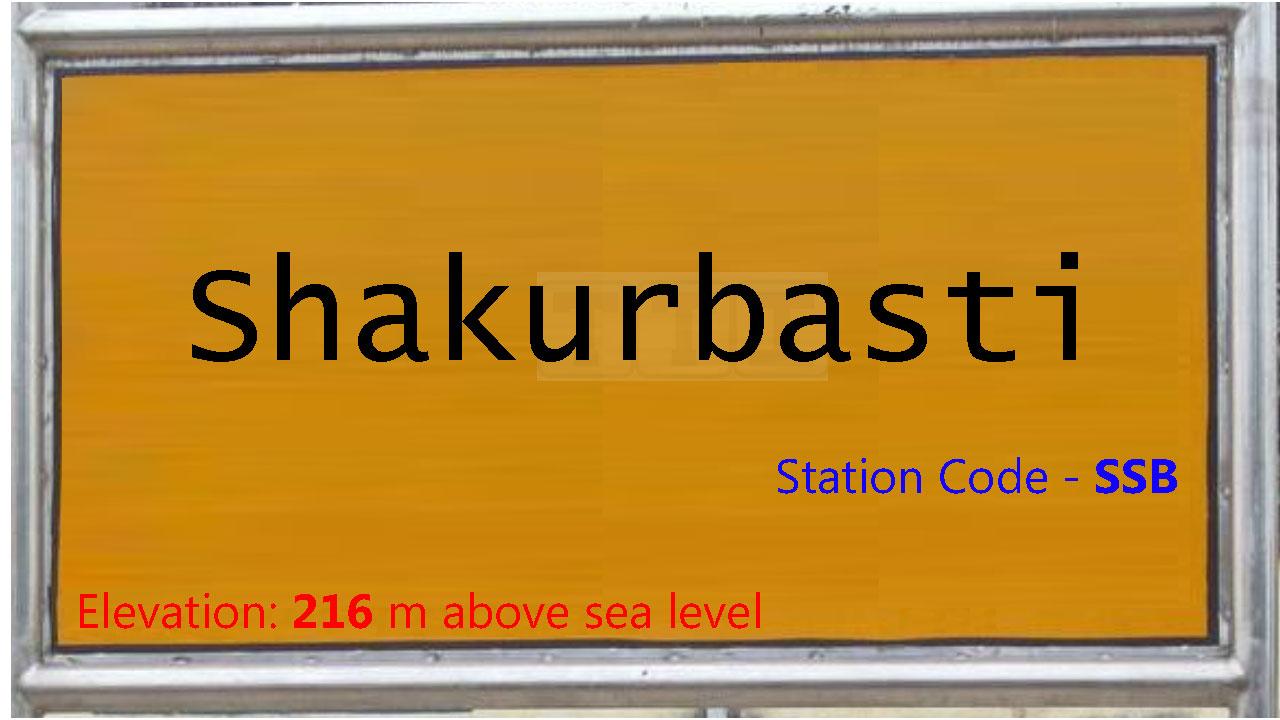 Shakurbasti